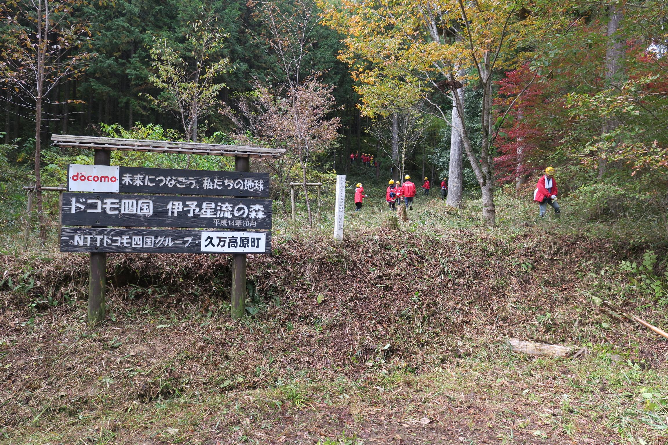 草刈り作業②